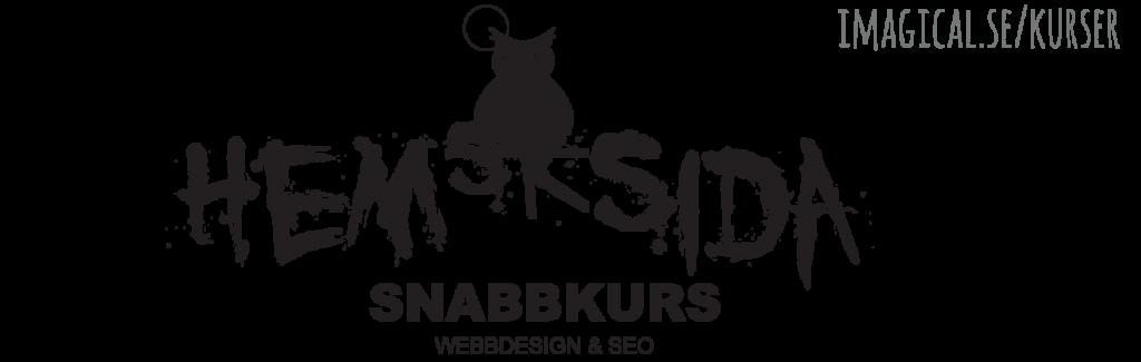 hemsksida snabbkurs i seo & webbdesign